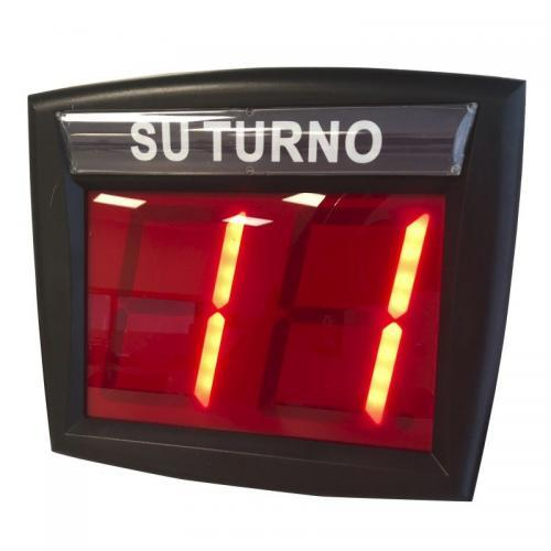 VISOR TURNO IT-5-MD