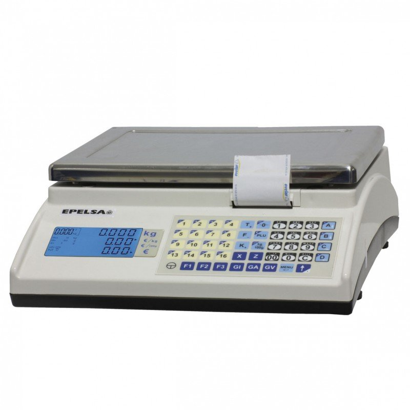 BALANZA C/IMPR. MARTE 10 V4 IC